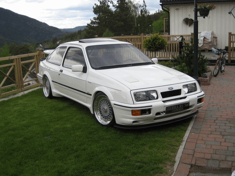 1987 Ford Sierra RS500 Cosworth 195825