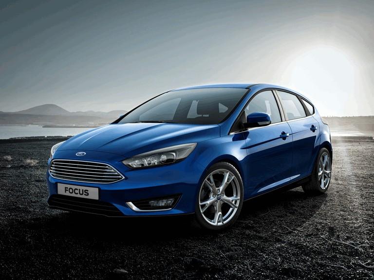 2014 Ford Focus 418396