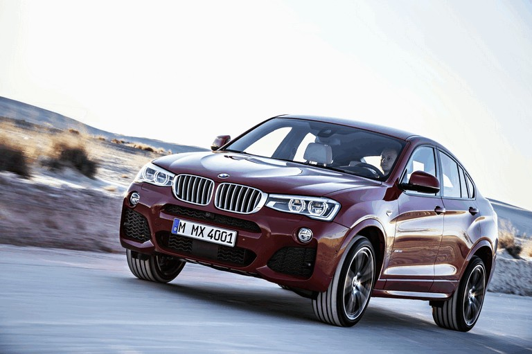 2014 BMW X4 ( F26 ) 408855