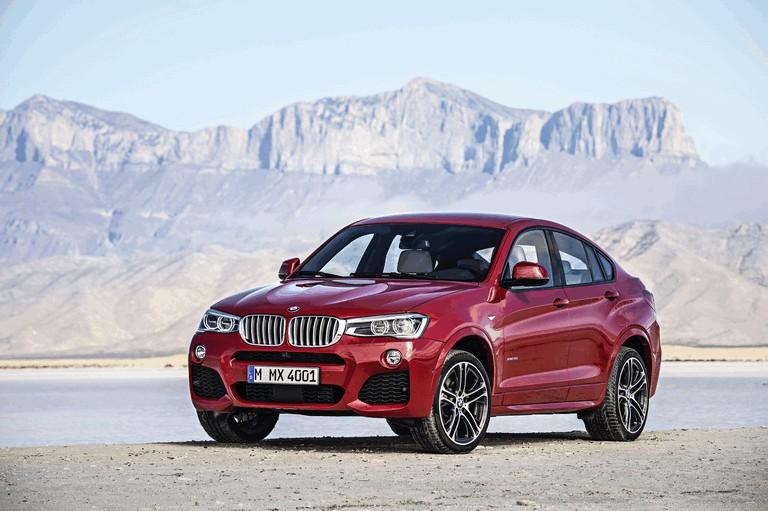 2014 BMW X4 ( F26 ) 408856