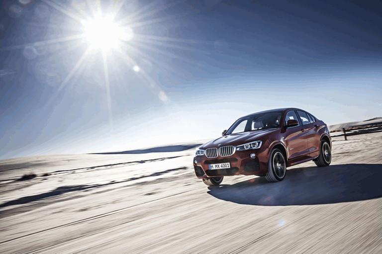 2014 BMW X4 ( F26 ) 408871