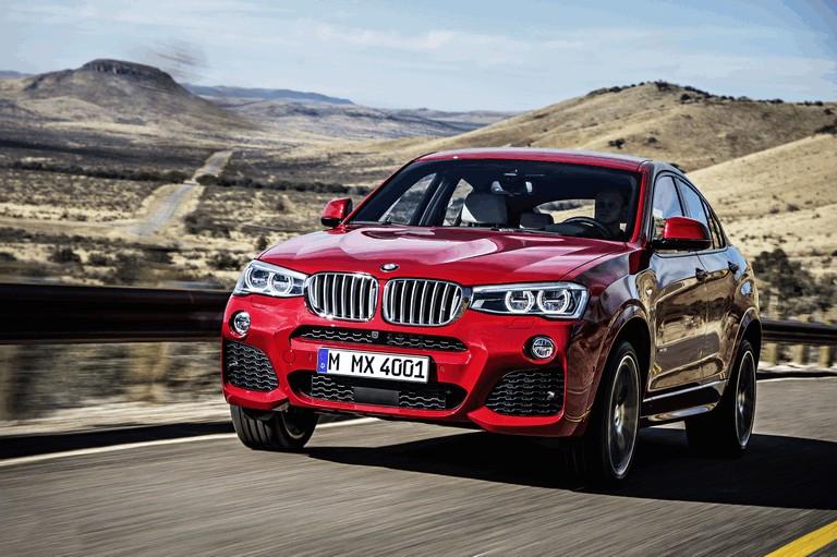 2014 BMW X4 ( F26 ) 408883