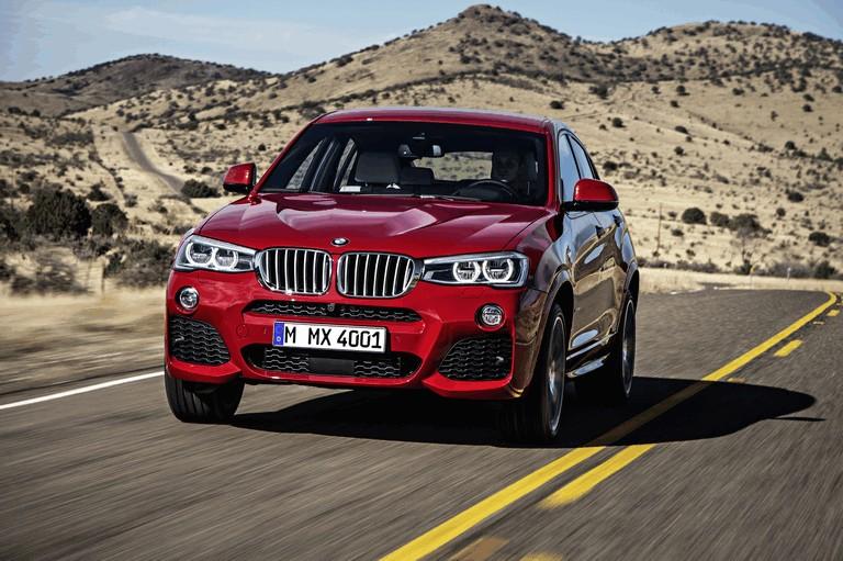 2014 BMW X4 ( F26 ) 408884