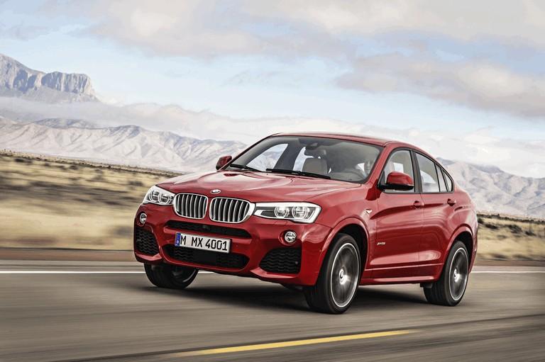 2014 BMW X4 ( F26 ) 408885