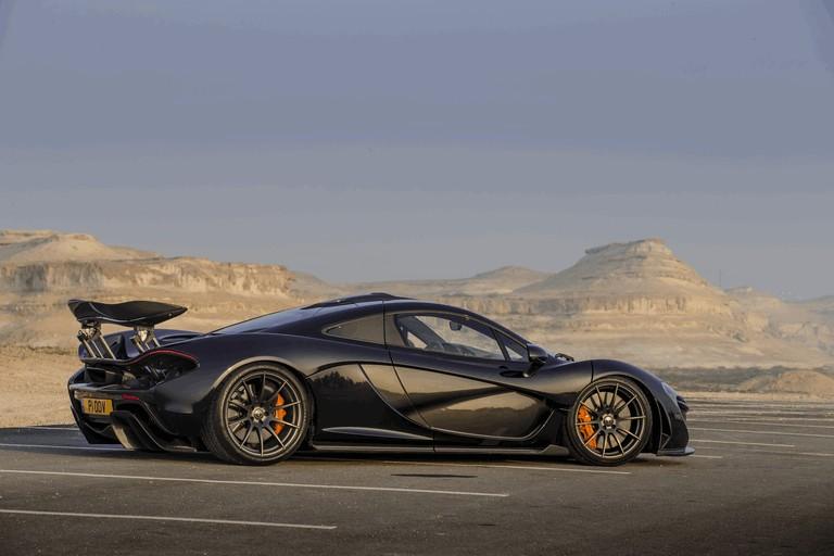 2014 McLaren P1 - Bahrain test 472122