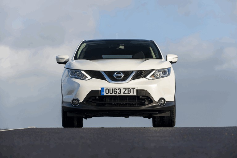 2014 Nissan Qashqai 1.5 dCi - UK version 409201