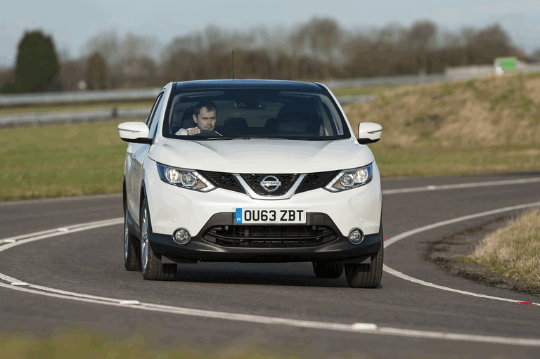 2014 Nissan Qashqai 1.5 dCi - UK version 409215