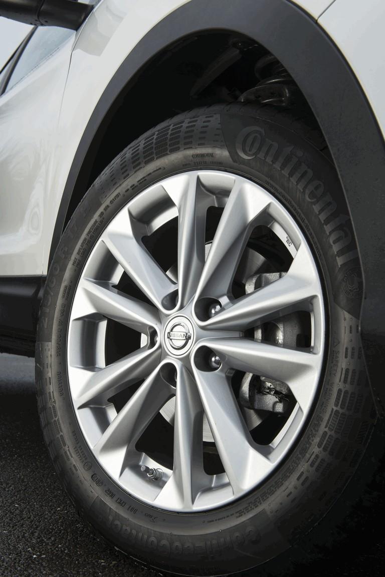 2014 Nissan Qashqai 1.5 dCi - UK version 409233