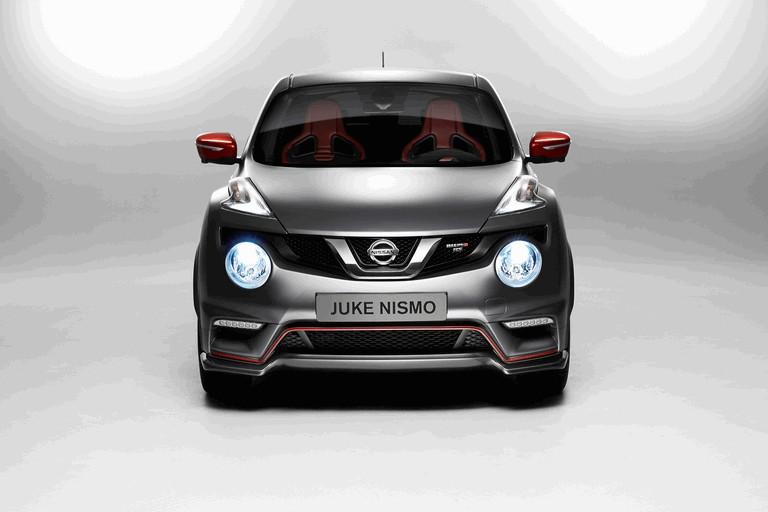 2014 Nissan Juke Nismo RS 409485
