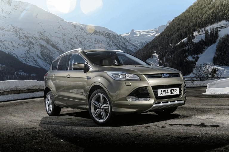 2014 Ford Kuga Titanium X Sport - UK version 409686