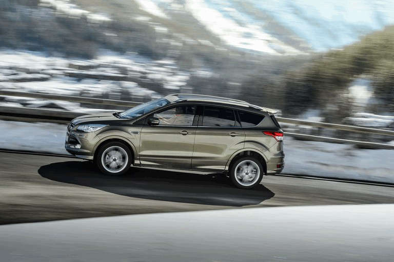 2014 Ford Kuga Titanium X Sport - UK version 409687