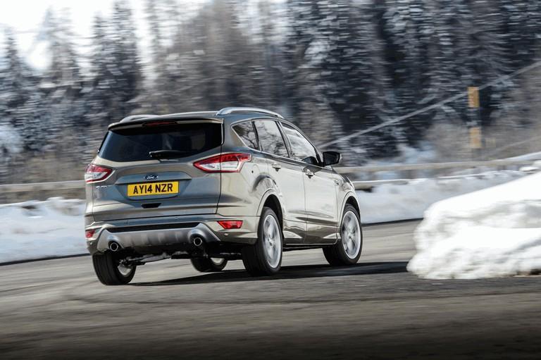 2014 Ford Kuga Titanium X Sport - UK version 409692