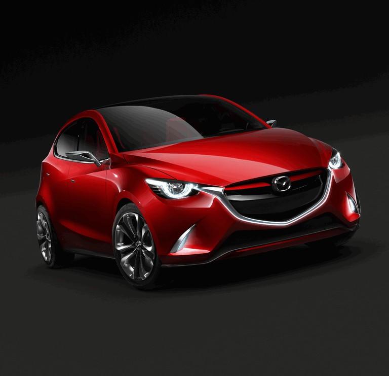 2014 Mazda Hazumi concept 409769