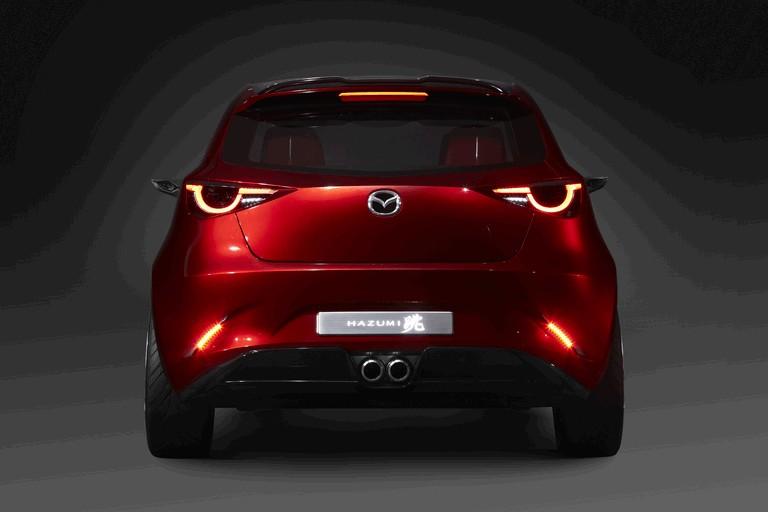 2014 Mazda Hazumi concept 409773