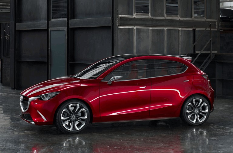 2014 Mazda Hazumi concept 409783