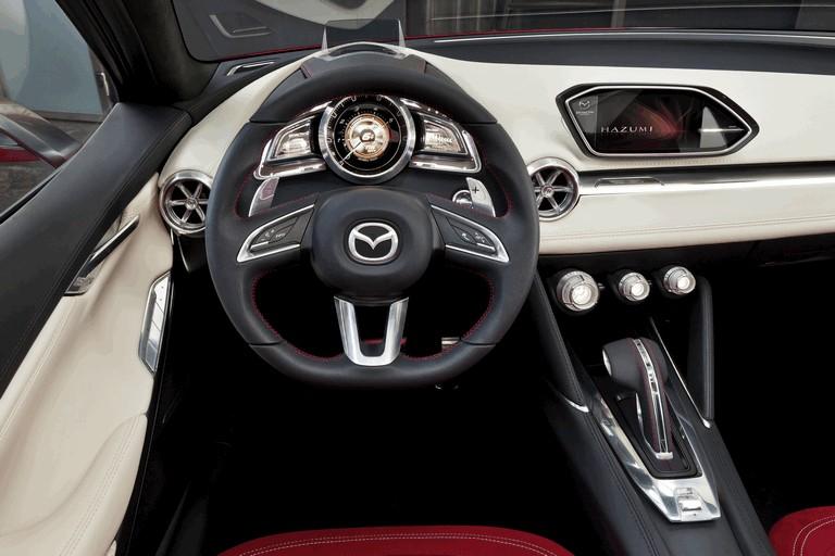 2014 Mazda Hazumi concept 409810