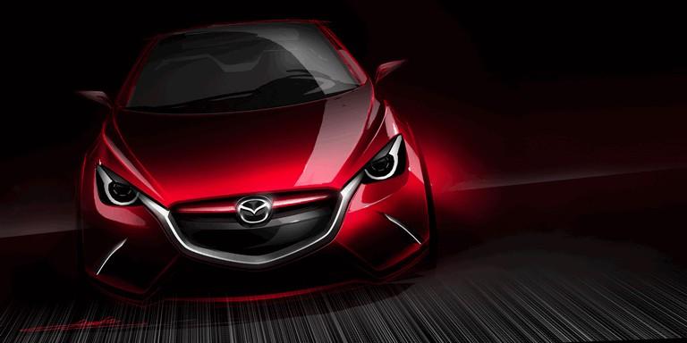 2014 Mazda Hazumi concept 409825