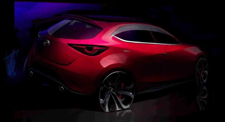 2014 Mazda Hazumi concept 409826
