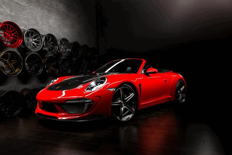 2014 Porsche 911 ( 991 ) Stinger Cabrio by TopCar 409956