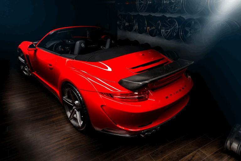 2014 Porsche 911 ( 991 ) Stinger Cabrio by TopCar 409960