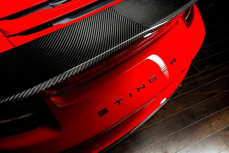 2014 Porsche 911 ( 991 ) Stinger Cabrio by TopCar 409962