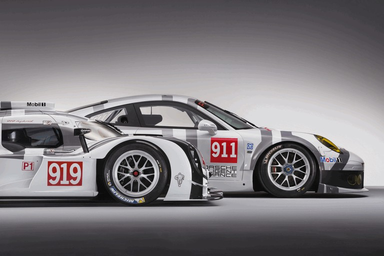 2014 Porsche 919 Hybrid 410085