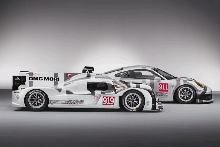 2014 Porsche 919 Hybrid 410086
