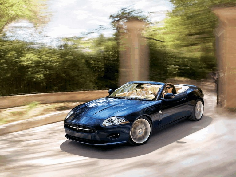 2007 Jaguar XK convertible 221374