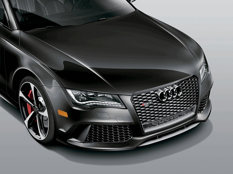 2014 Audi exclusive RS7 dynamic edition 410265