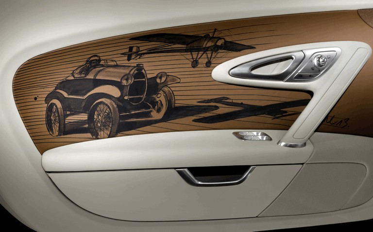 2014 Bugatti Veyron 16.4 Black Bess 410394