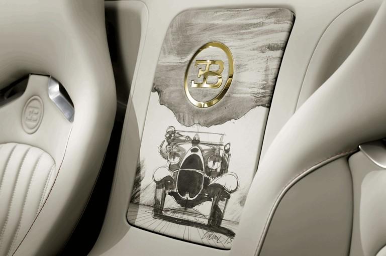 2014 Bugatti Veyron 16.4 Black Bess 410396