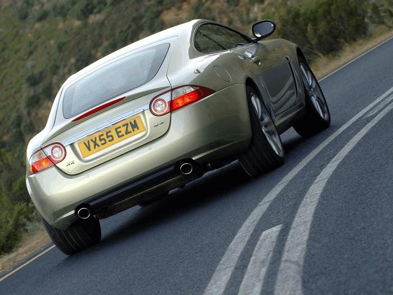 2007 Jaguar XK UK version 221380
