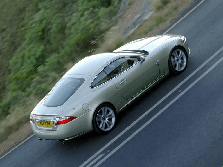 2007 Jaguar XK UK version 221381