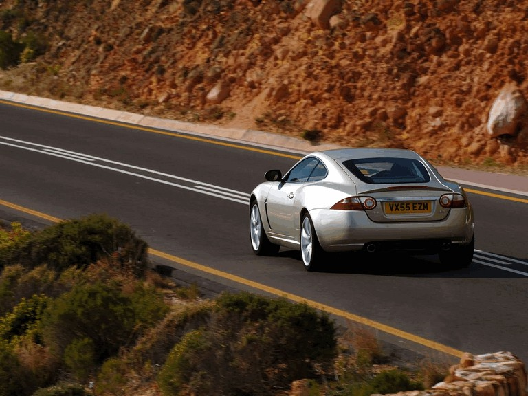2007 Jaguar XK UK version 221384