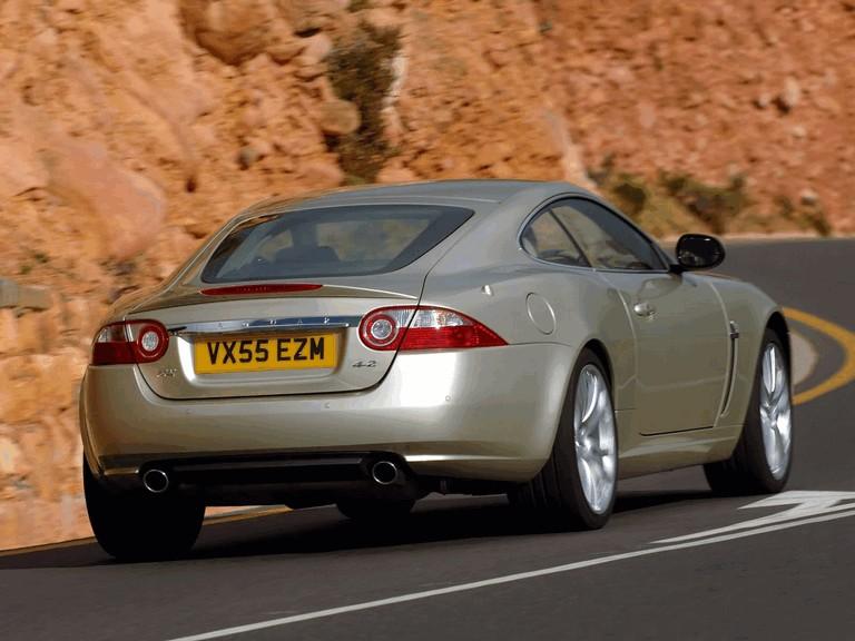 2007 Jaguar XK UK version 221385