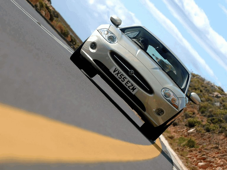 2007 Jaguar XK UK version 221387