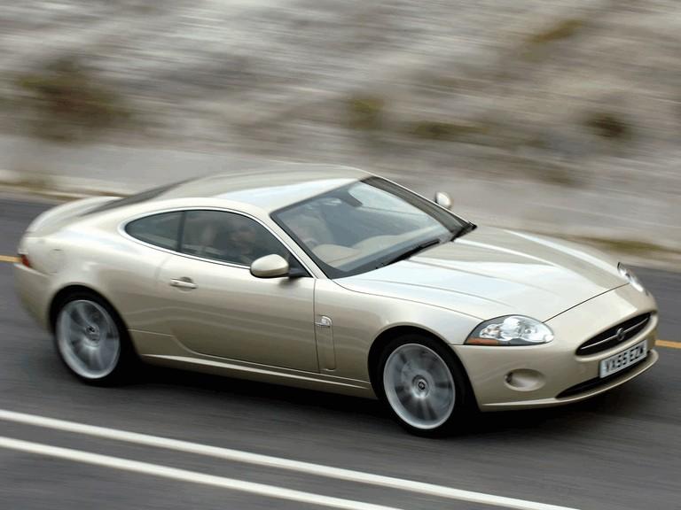 2007 Jaguar XK UK version 221388