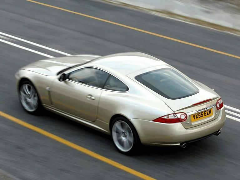 2007 Jaguar XK UK version 221389