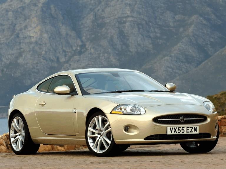 2007 Jaguar XK UK version 221393