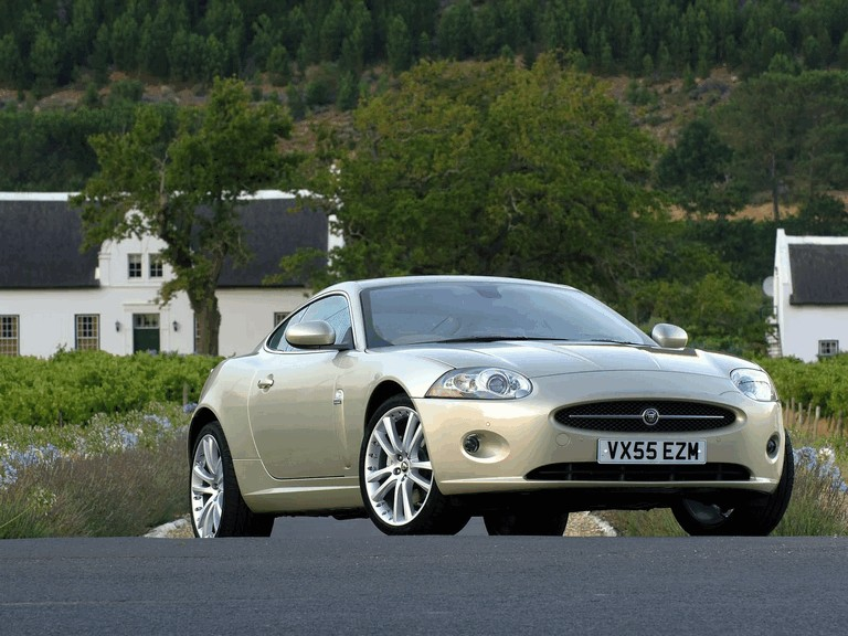 2007 Jaguar XK UK version 221396