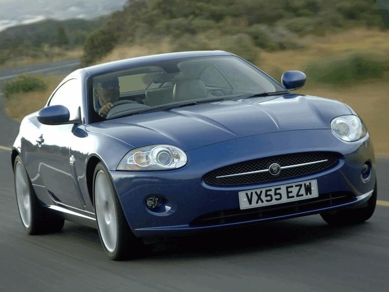 2007 Jaguar XK UK version 221399