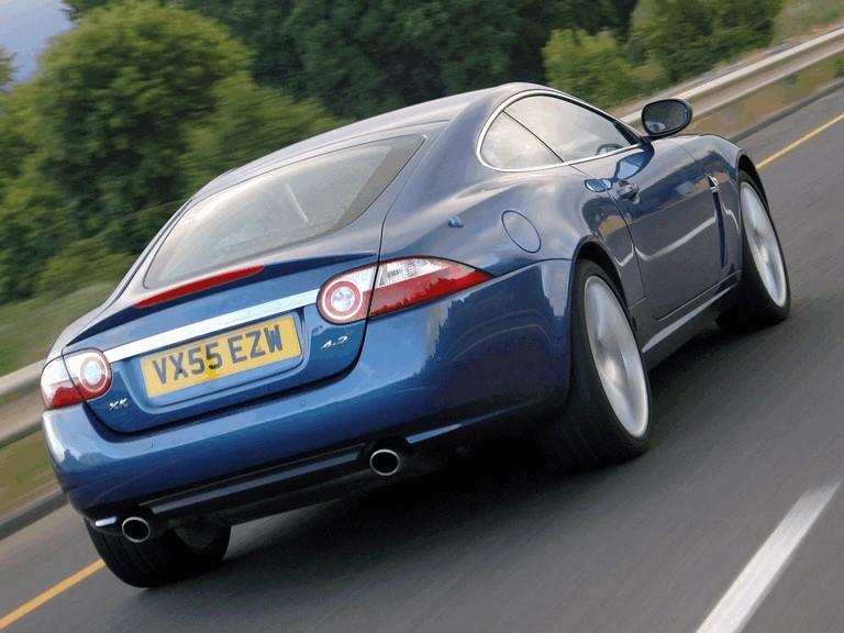 2007 Jaguar XK UK version 221401
