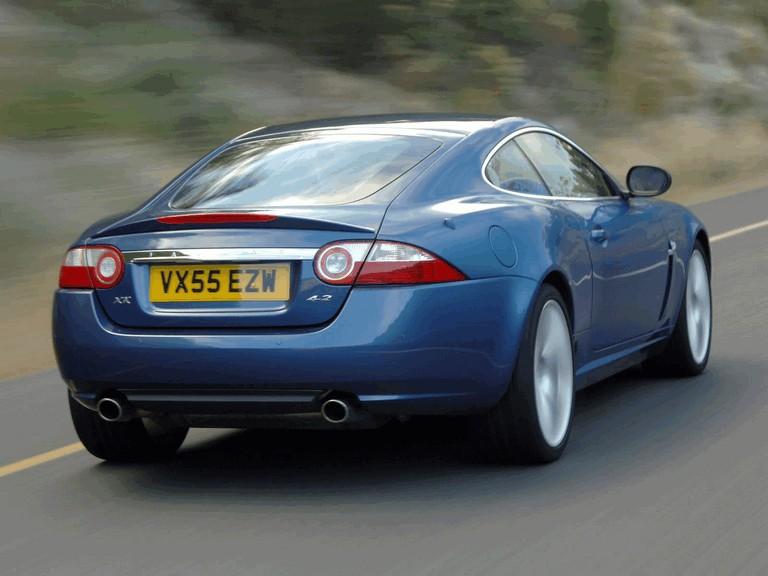 2007 Jaguar XK UK version 221402