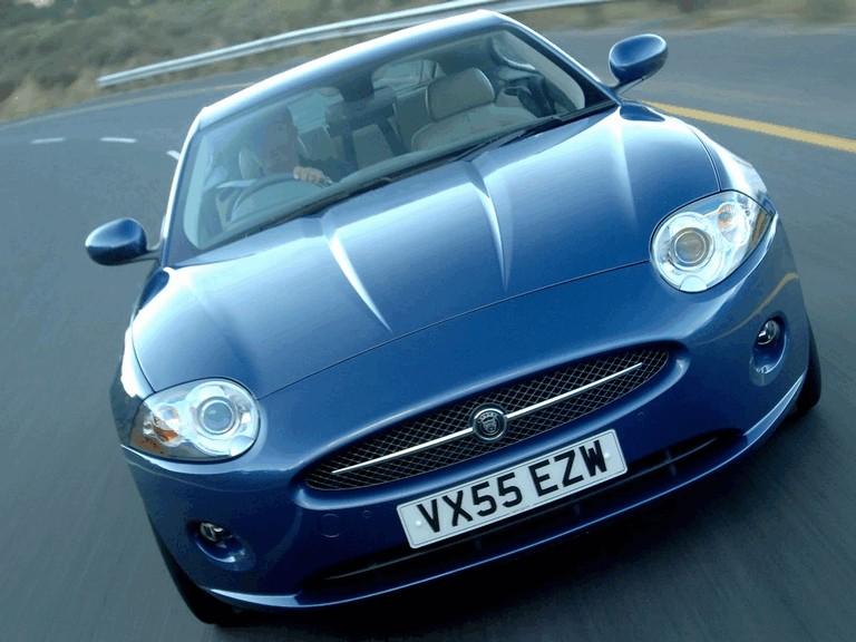 2007 Jaguar XK UK version 221403