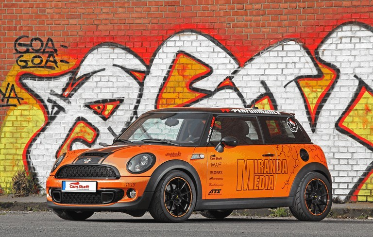 2014 Mini Cooper S by Cam Shaft 410772
