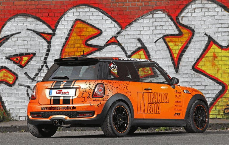 2014 Mini Cooper S by Cam Shaft 410775