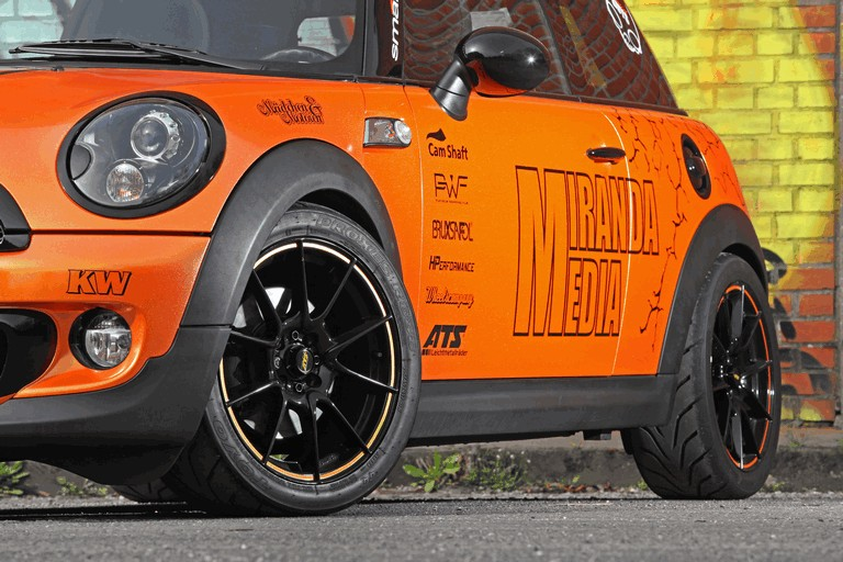 2014 Mini Cooper S by Cam Shaft 410781