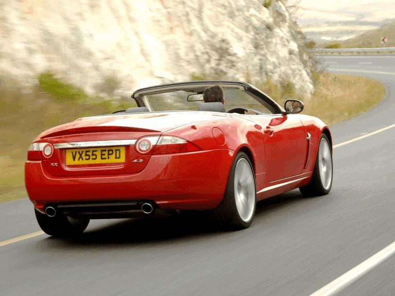 2007 Jaguar XK convertible UK version 221414