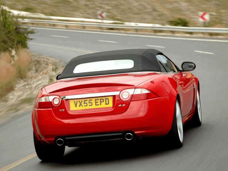 2007 Jaguar XK convertible UK version 221415
