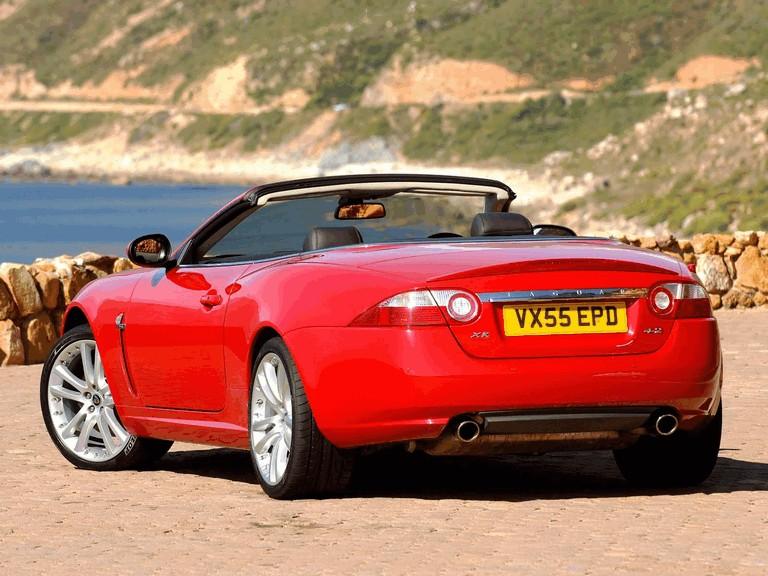 2007 Jaguar XK convertible UK version 221421